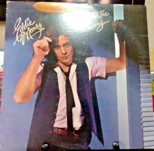 EDDIE MONEY Life For The Taking Album Released 1978 Vinyl/Record  Collection USA