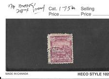 MEXICO 1898 SCOTT 284 used,NO wmk.