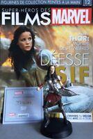 MARVEL MOVIE COLLECTION #12 Lady Sif Figurine, EAGLEMOSS Magazin französisch