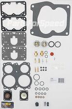AED 4165 Holley Rebuild Kit Double Pumper Spreadbore Carb + 50cc Diaphragm