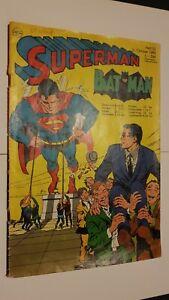 Supermann Nr.22 von 1969,Zst.2-3,Ehapa,Comic,Superhelden,Sammlung,Vintage