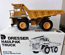 "DRESSER CONRAD 2722 DRESSER HAULPAK 210M Mining Dump Truck 1:50 ""BRAND NEW"""
