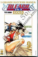BLEACH GOLD 9 - Planet Manga - Panini Comics - NUOVO