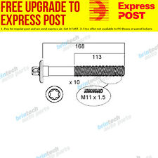 1998-2000 For Citroen Xsara XU7 XU7JP (LFZ) Head Bolt Set 4