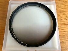 B+W F-Pro 77mm Graduated Gray 25% Neutral Density Filter. Perfect Condition.