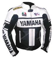 Biker Lederjacke Motorrad Lederjacke Rennen Herren Leder Biker Jacken EU 48-58