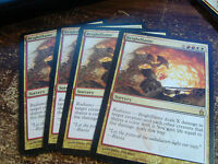 Brightflame x1 Ravnica Played Free Shipping Canada!