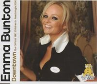EMMA BUNTON Downtown 2 TRACK CD   NEW - NOT SEALED    Spice Girls