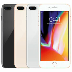 Apple iPhone 8 PLUS GSM/CDMA Factory Unlocked 256GB | 64GB
