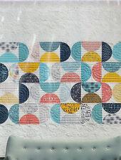 Modern Retro -  fabulous modern pieced & applique quilt PATTERN - Zen Chic