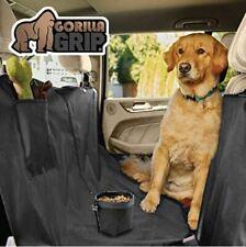 Pet Dog Car Back Seat Protector Cover Hammock Waterproof SlipResistant Truck SUV