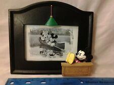 "Disney Mickey Mouse Black Frame 3 1/4"" X 5"""