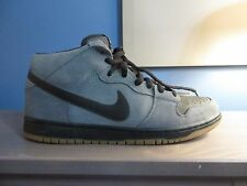 Nike Dunk High Premium SB shoes, Grey , Black Size 11,5  .Used once