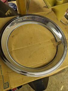 Chrome wheel rings gm 475019