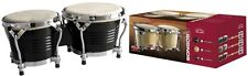 More details for chase bw-300 - delux wooden bongos - 5 colours -