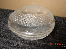 Vintage,Avon,Glass,Egg,Mother's Day,Dated,Lead Crystal