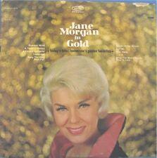JANE MORGAN, IN GOLD - LP