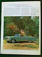 1960 Chevrolet Belair Sport Coupe 2 dr htp 348/409/3x2/2 *Original*vtg car ad