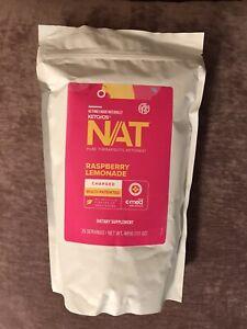 Pruvit Keto Nat Raspberry Lemonade 25 Servings BULK Bag Ketones