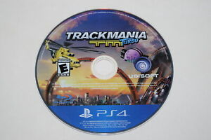TrackMania Turbo Sony Playstation 4 PS4 Video Game Disc Only