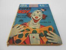 SUPER BOY MENSUEL NUMERO 45 EDITION IMPERIA 1953