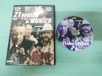 21 HORAS EN MUNICH WILLIAM HOLDEN DVD + EXTRAS CASTELLANO ENGLISH MULTIZONA