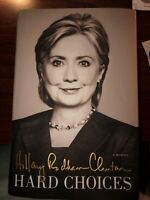 Autographed Book by Hillary Clinton 1First 1Print June