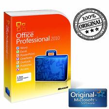 MICROSOFT OFFICE 2010 PROFESSIONAL PLUS 32/64 BIT CODICE ORIGINALE ESD LICENZA