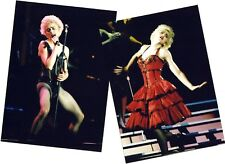 MADONNA in concert 1987 Who's That Girl' tour! 360 Rare LIVE PHOTOS! Sp. Offer!!