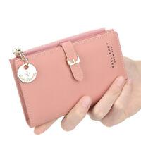 Fashion Women Lady Wallet Leather Long Card Holder Phone Bag Case Purse Handbag