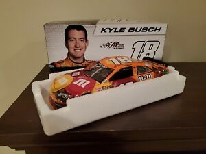KYLE BUSCH #18 2013 M&Ms HALLOWEEN 1/24 SCALE NEW FREE SHIPPING
