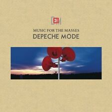 DEPECHE MODE - MUSIC FOR THE MASSES  CD  10 TRACKS INTERNATIONAL POP  NEU