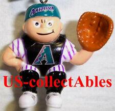 MLB Arizona Diamondbacks Baseball Catcher Sports Brat Rare Souvenir Collectible