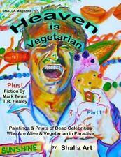 Heaven Is Vegetarian Part 1 : Art Book by Shalla Art (2015, Paperback)