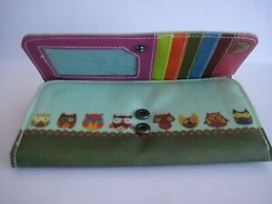Santoro's Feathered Friends - Women's Long Wallet - Gifts