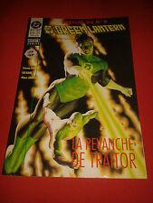 GREEN LANTERN LA REVANCHE DE TRAITOR SPECIAL N°9 SEMIC 2000 DC COMICS