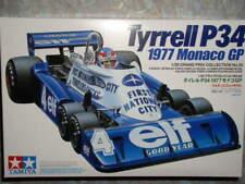 Tamiya 1/20 Tyrell P34 1977 Monaco GP F1 Model GP Car Kit #20053