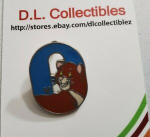 Disney Aristicats Hidden Mickey O for O'Malley Alphabet Pin