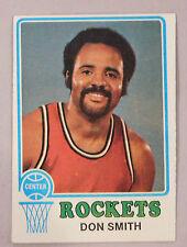 1973-74 Topps Zaid Abdul-Aziz Don Smith Houston Rockets #159 Basketball Card
