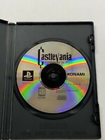 Castlevania: Symphony of the Night (PlayStation 1, 1997) DISC ONLY PS1