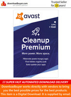 Avast Cleanup Premium 2020 - 5 PC - 1 Year [Download]