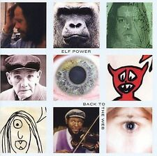Back to the Web by Elf Power (CD, Rykodisc) BRAND NEW! FREE SHIPPING