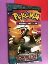 Pokemon ==> Power Keepers <== 9-Card Sealed Various Cover Art Booster Pack X1
