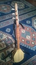 TURKISH STRING SMALL SIZE CURA SAZ  WITH BAG / REPLECEMENT STRINGS / PICKS
