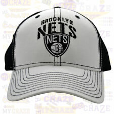 Brooklyn Nets NBA Touch Strap Cotton Cap
