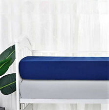 2 Pack Crib Sheets for Boys and Girls, Crib Sheet fits Standard 28*58