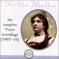 Nellie Melba: The Complete Victor Recordings 1907-16