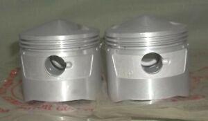 Honda cb450k CB 450 K PISTON KIT 2 0.50//Piston Rings Piston Rings Oversize OS