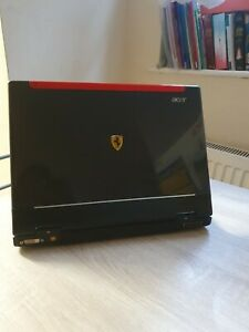 FERRARI ACER LAPTOP 4000 SERIES RARE SOLD AS SEEN, FAST& FREE UK 🇬🇧 DELIVERY!