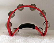 RhythmTech Red Tambourine